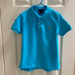 Polo for boys size 5T… great condition
